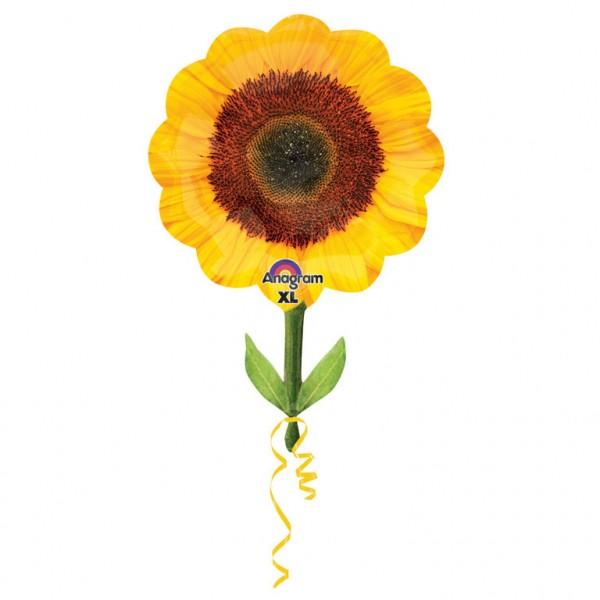 Sonnenblumen-Folienballon