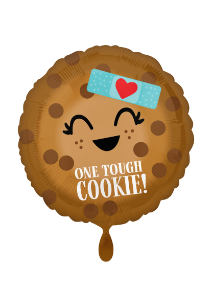 One Tough Cookie Folienballon