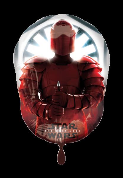 "Star Wars ""The last Jedi Villains"" Folienballon"