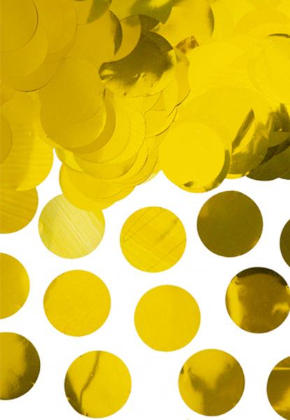 Folienkonfetti - Gold