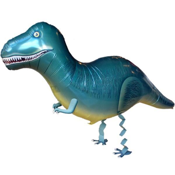 Folienballon Dinosaurier - Tyrannosaurus Rex - Airwalker