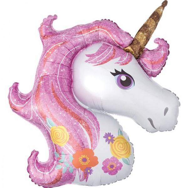 """Magical Unicorn"" Folienballon"