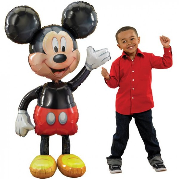 Air Walker - Micky Maus - Folienballon