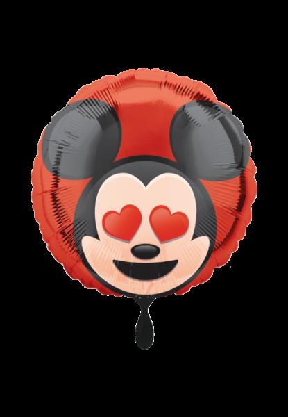 Mickey Mouse Emoji Folienballon
