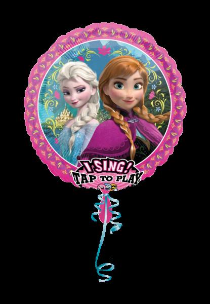 Musik-Ballon Frozen