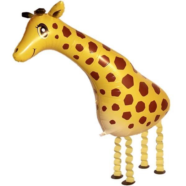 Air Walker - Giraffe - Folienballon