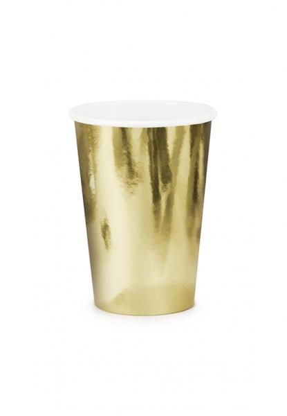 Pappbecher Trend Gold