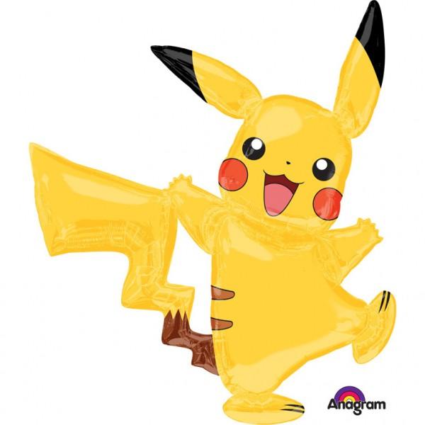 Air Walker - Pokemon Pikachu - Folienballon