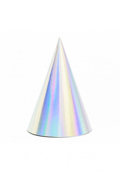 Partyhüte - Iridescent