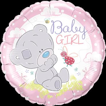 Tiny Tatty Teddy Baby-Ballon-Dia-Form
