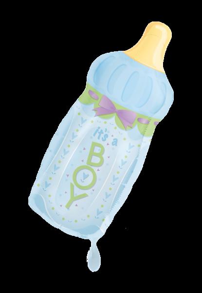 "Geburts- Folienballon ""It is a boy"""