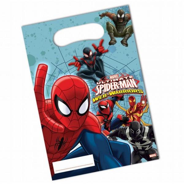 Beutetasche Spider-Man-Krieger
