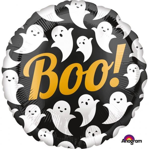 Boo! Geister Folienballon