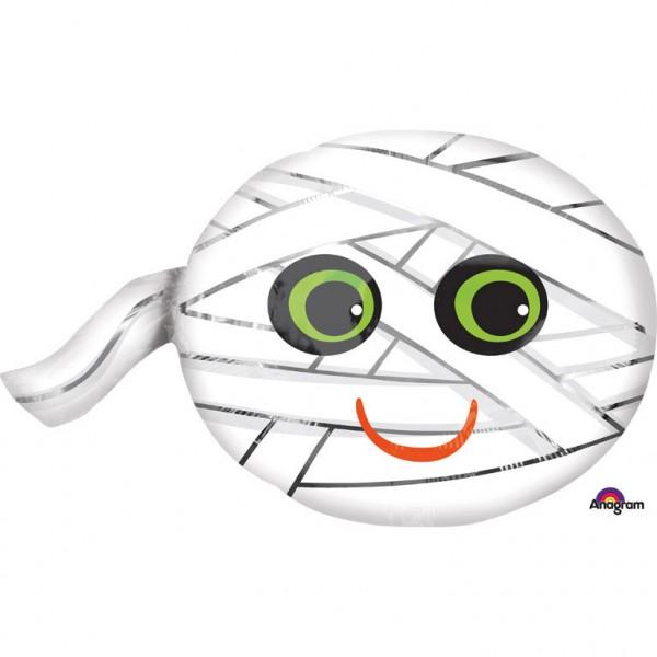 Happy Mumie Folienballon